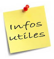 Infos utiles